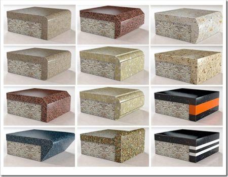 Использование акриловых плит
