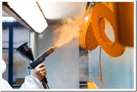 Электростатика и газовый факел